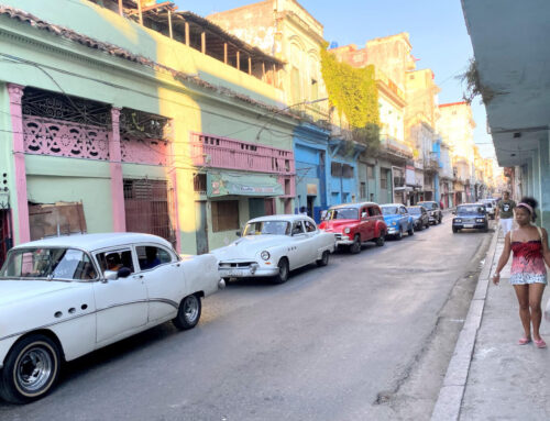 Pakkeliste til Cuba